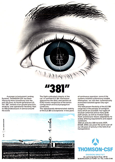 Thomson-CSF 381 ILS