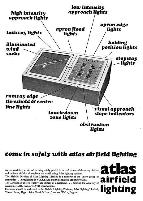 Thorn Atlas Airfield Lighting Systems