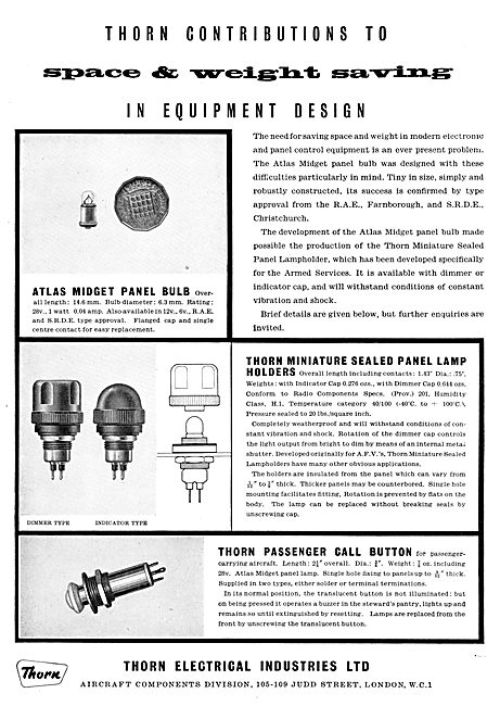 Thorn Electrical Components