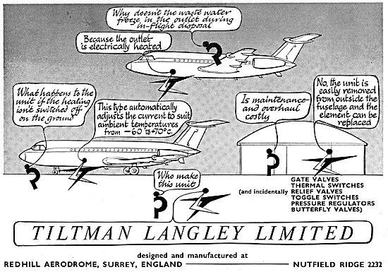 Tiltman Langley Aircraft Controls 1965