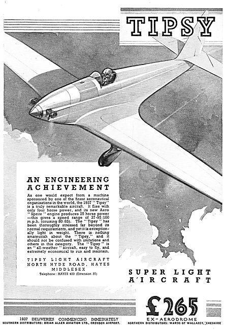 The 1937 Tipsy