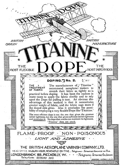 Titanine Doping Series: No 2