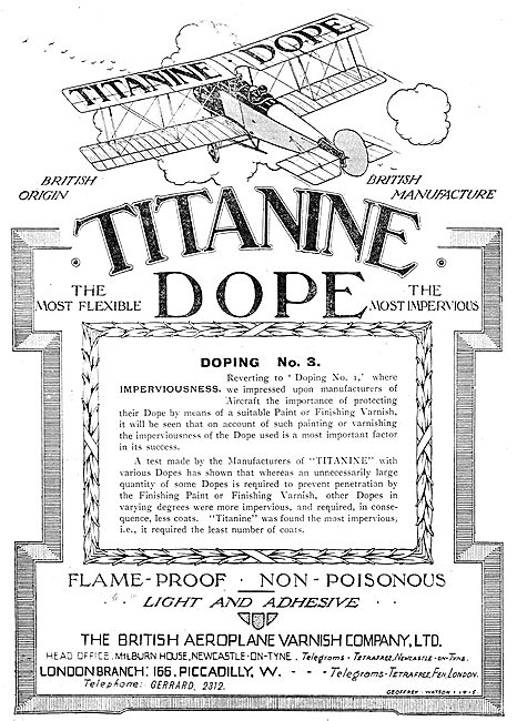 Titanine Doping Series: No 3