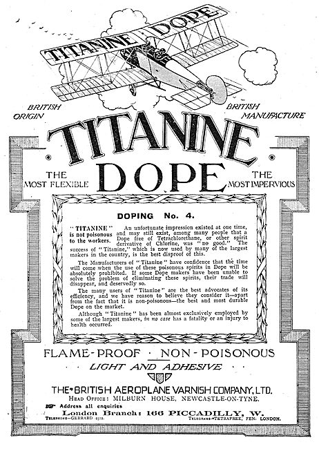Titanine Doping Series: No 4