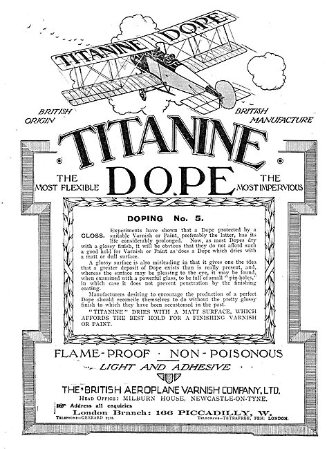Titanine Doping Series: No 5