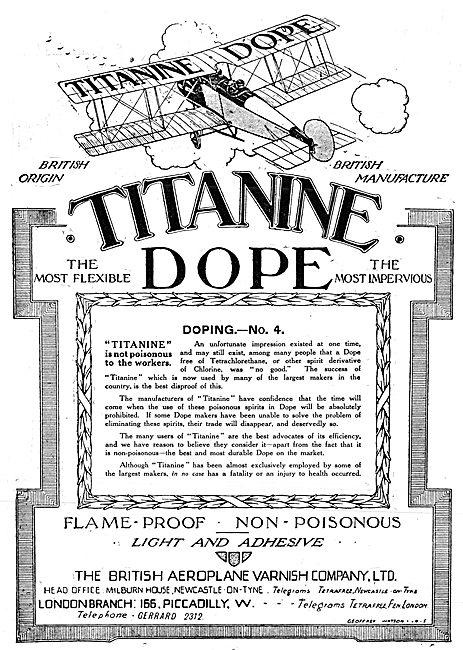 Titanine Dope