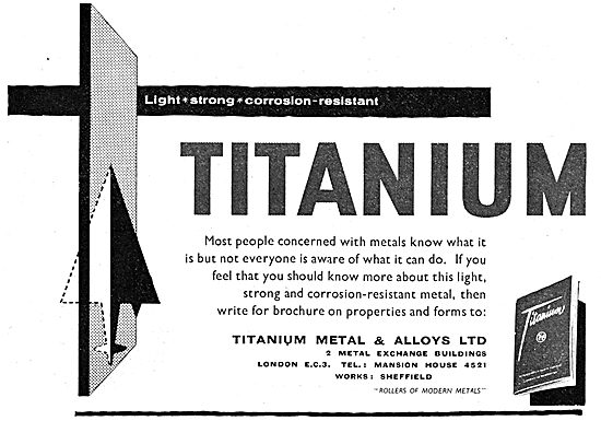 Titanium Metals & Alloys Ltd.