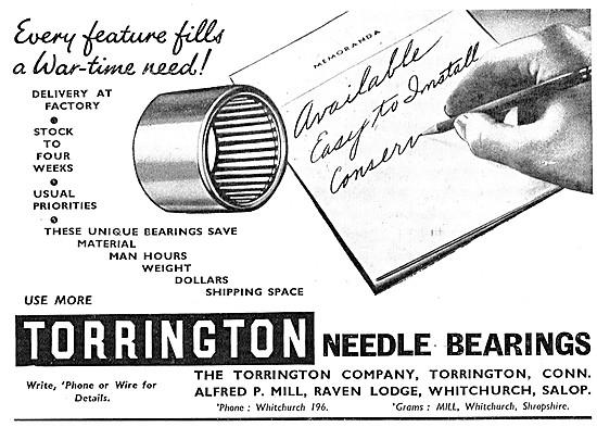 Torrington Bearings