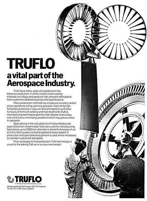 Truflo Manufacturing In Heat Resisting Materials 1975