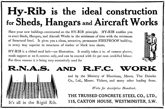 The Trussed Concrete Steel Co.  - Hy-Rib Building Principle