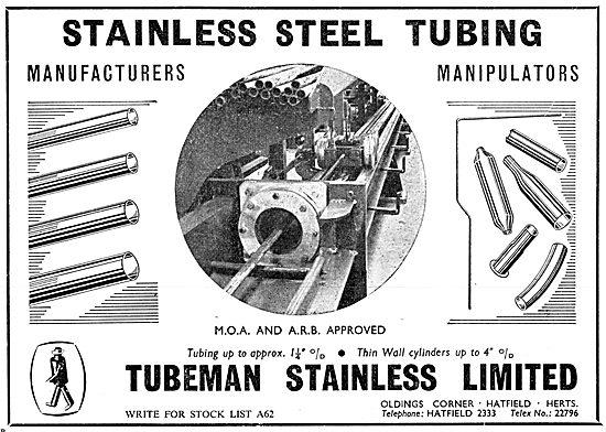 Tubeman Stainless - Stainless Steel Manufacturing & Manipulators