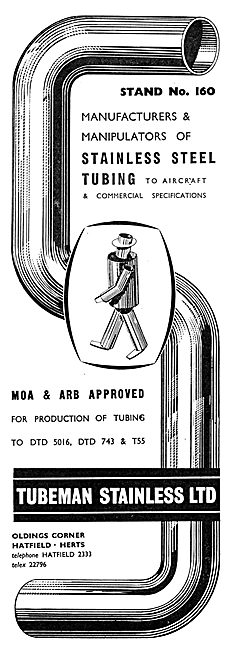 Tubeman Stainless - Stainless Steel Tubing