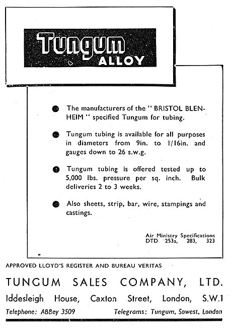 Tungum Alloy Tubing & Metal Manipulation