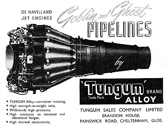 Tungum Alloy Tubing & Pipework