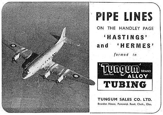 Tungum Alloy Tubing & Pipelines