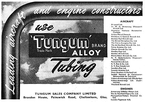 Tungum Alloy Tubes & Pipes