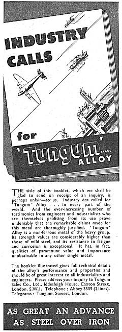 Tungum Alloy
