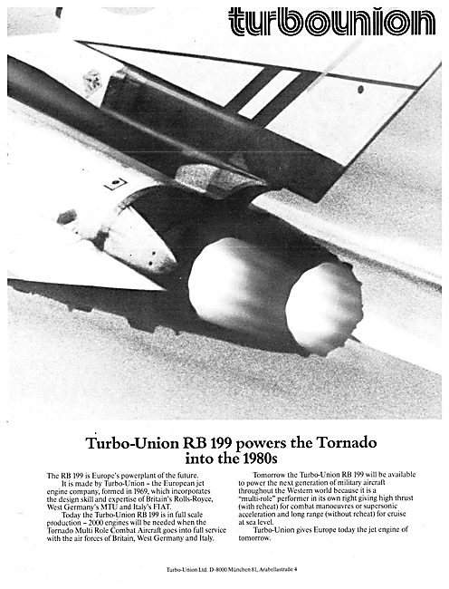 Turbo-Union RB.199