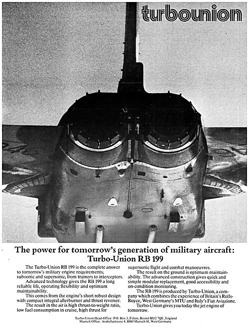 Turbo-Union RB.199