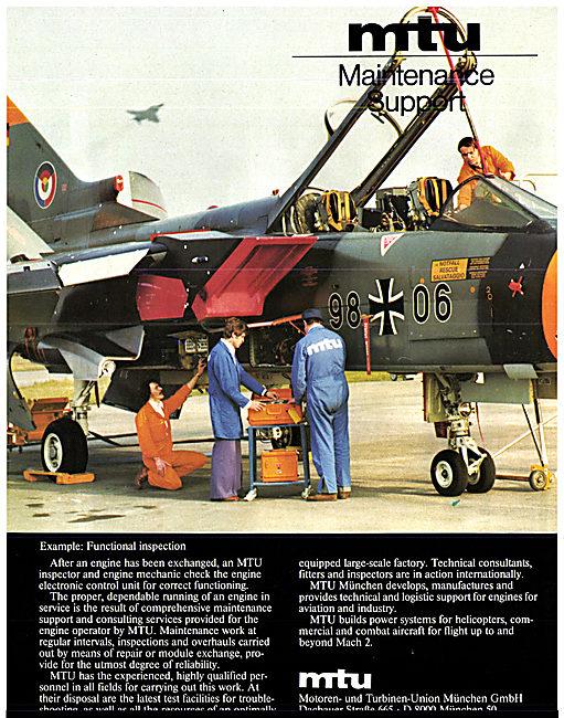 Turbo-Union RB.199 MTU