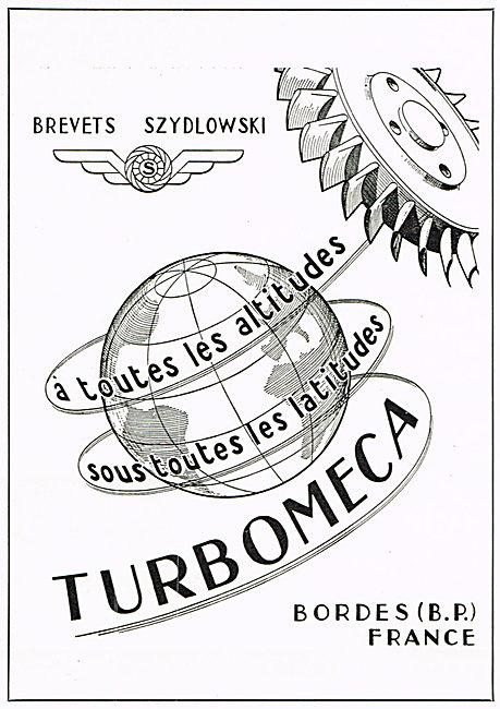 Turbomeca Aero Engines