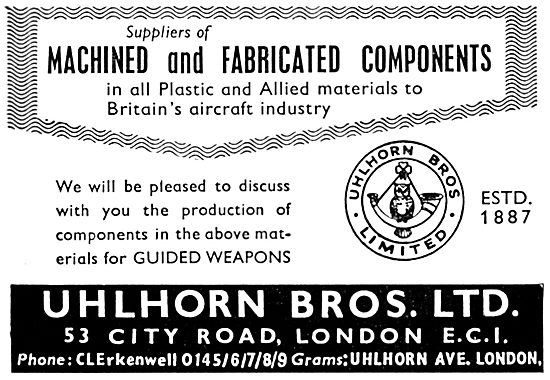Uhlhorn Bros - Machined & Fabricated Components