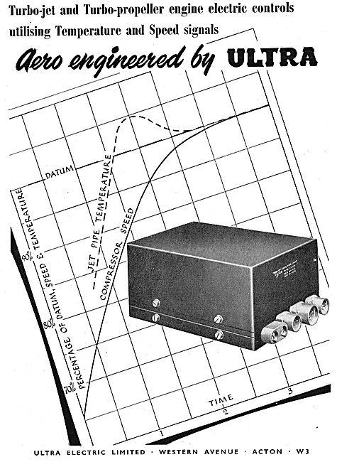 Ultra Electric Ltd : Engine Control Signalling Equipment