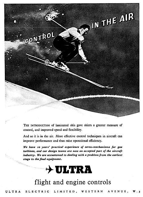 Ultra Electric Ltd : Flight & Engine Controls