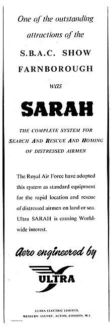 Ultra SARAH ELT Homing Beacon