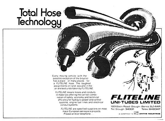 Uni-Tubes FliteLine Hoses & Conduits