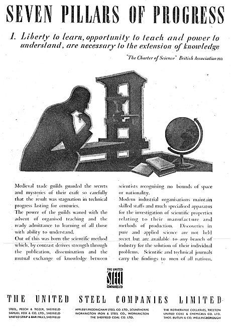 The United Steel Companies 1942