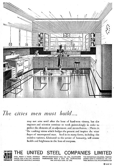The United Steel Companies 1943