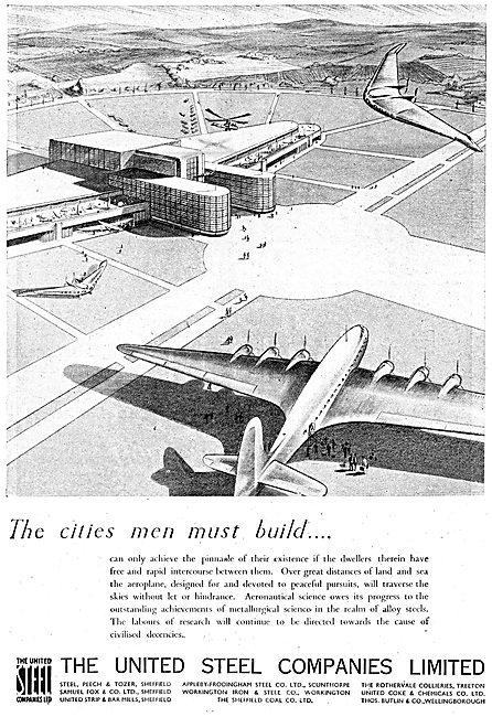 The United Steel Companies Of WW2