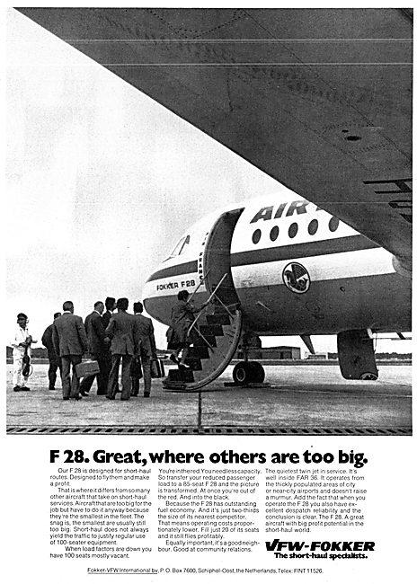 VFW-Fokker F 28