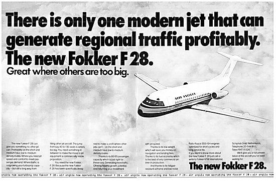 VFW-Fokker F28