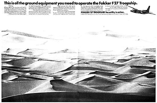 VFW-Fokker F27 Troopship