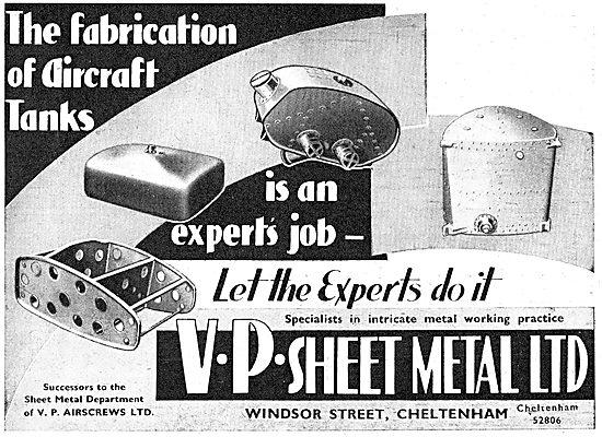 V.P.Sheet Metal