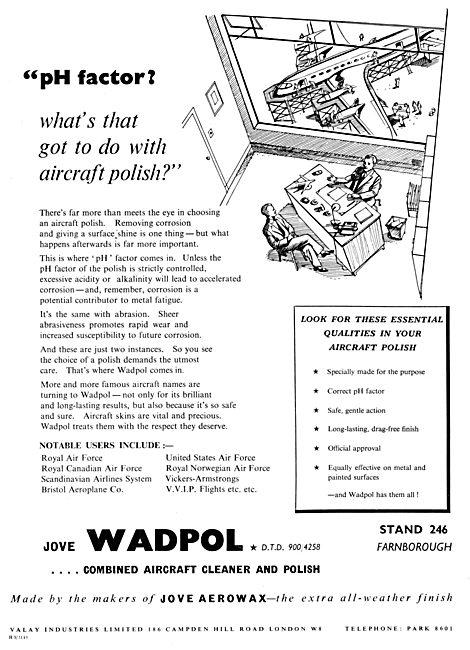 Valay Industries K2 Wadpol Aircraft Polish