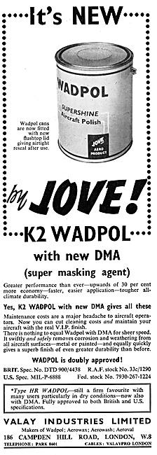 Valay Jove Wadpol