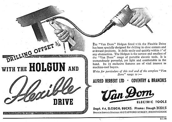 Van Dorn Flexible Drive Holgun