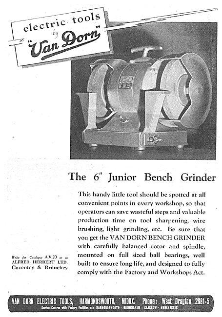 Van Dorn Portable Electric Tools - 6