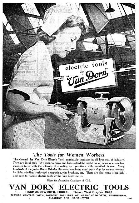 Van Dorn Electric Tools