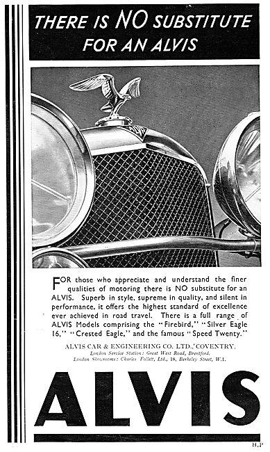 1935 Alvis Firebird
