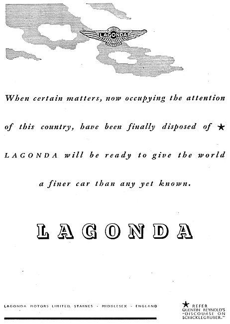 Lagonda Motors