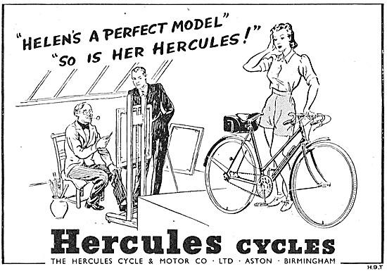 Hercules Bicycles
