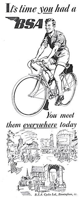 BSA Bicycles - BSA Cycles