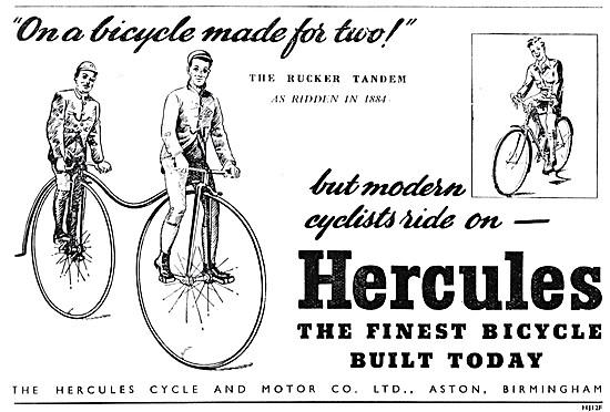 Hercules Bicycles - Hercules Cycles