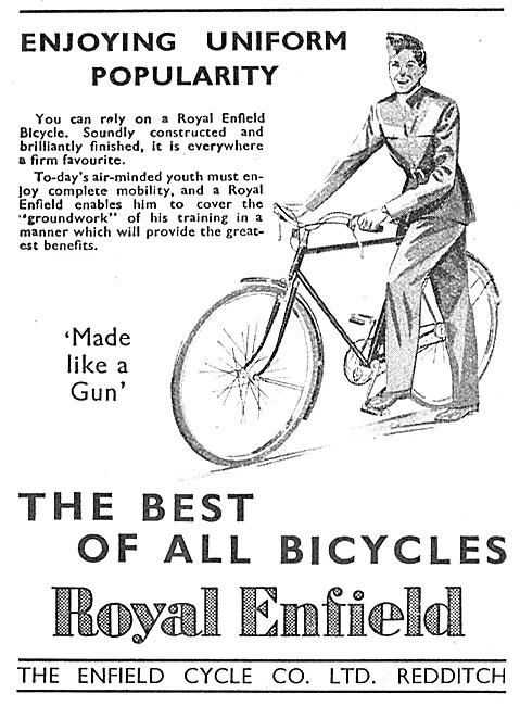 Royal Enfield Bicycles