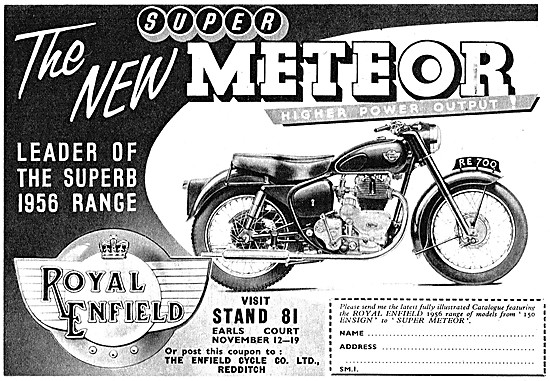 Royal Enfield Super Meteor