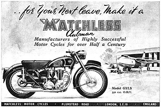 Matchless G3/LS